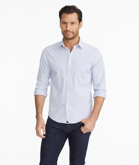 Wrinkle-Free Performance Dalton Shirt