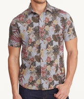 Classic Cotton Short-Sleeve Desisto Shirt 1