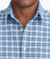 Wrinkle-Free Performance Flannel Dhais Shirt 4