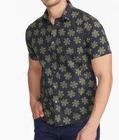Classic Cotton Short-Sleeve Dorado Shirt 1