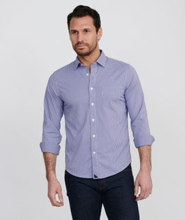Wrinkle-Free Performance Ducale Shirt