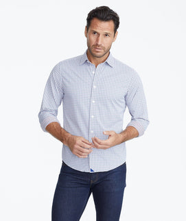 Wrinkle-Free Performance Erbach Shirt