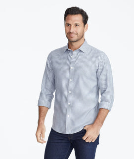 Luxe Wrinkle-Free Fabre Shirt