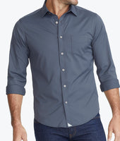 Wrinkle-Free Performance Gironde Shirt - FINAL SALE 1