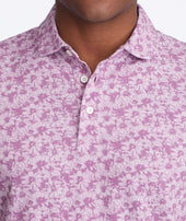 Classic Pique Daffodil Polo - FINAL SALE Zoom