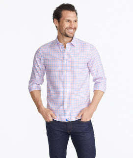 Luxe Wrinkle-Free Heathvale Shirt