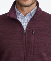 Fleece Full-Zip Zoom