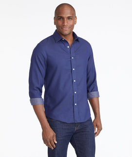 Luxe Wrinkle-Free Miocene Shirt