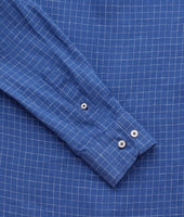 Wrinkle-Resistant Linen Piave Shirt - FINAL SALE 6