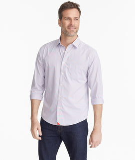 Wrinkle-Free Performance Russell Shirt