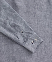 Wrinkle-Resistant Linen Strausse Shirt Zoom