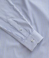 Wrinkle-Free Performance Terzolo Shirt - FINAL SALE Zoom