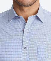 Wrinkle-Free Performance Short-Sleeve Tiefenbrunner Shirt Zoom