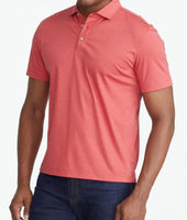 Luxe Wrinkle-Free Pique Polo 1