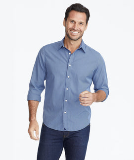 Luxe Wrinkle-Free Vignoble Shirt