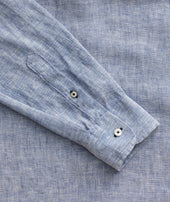Wrinkle-Resistant Linen Shirt Zoom