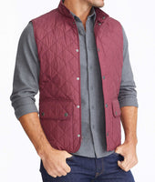 Quilted Field Vest 1