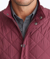 Quilted Field Vest - FINAL SALE 8