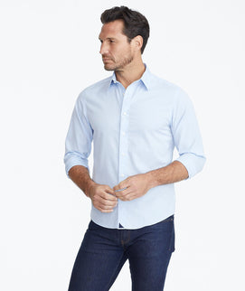 Luxe Wrinkle-Free Yount Ridge Shirt