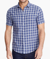 Double Gauze Short-Sleeve Zuccardi Shirt 1