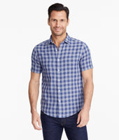 Double Gauze Short-Sleeve Zuccardi Shirt 4