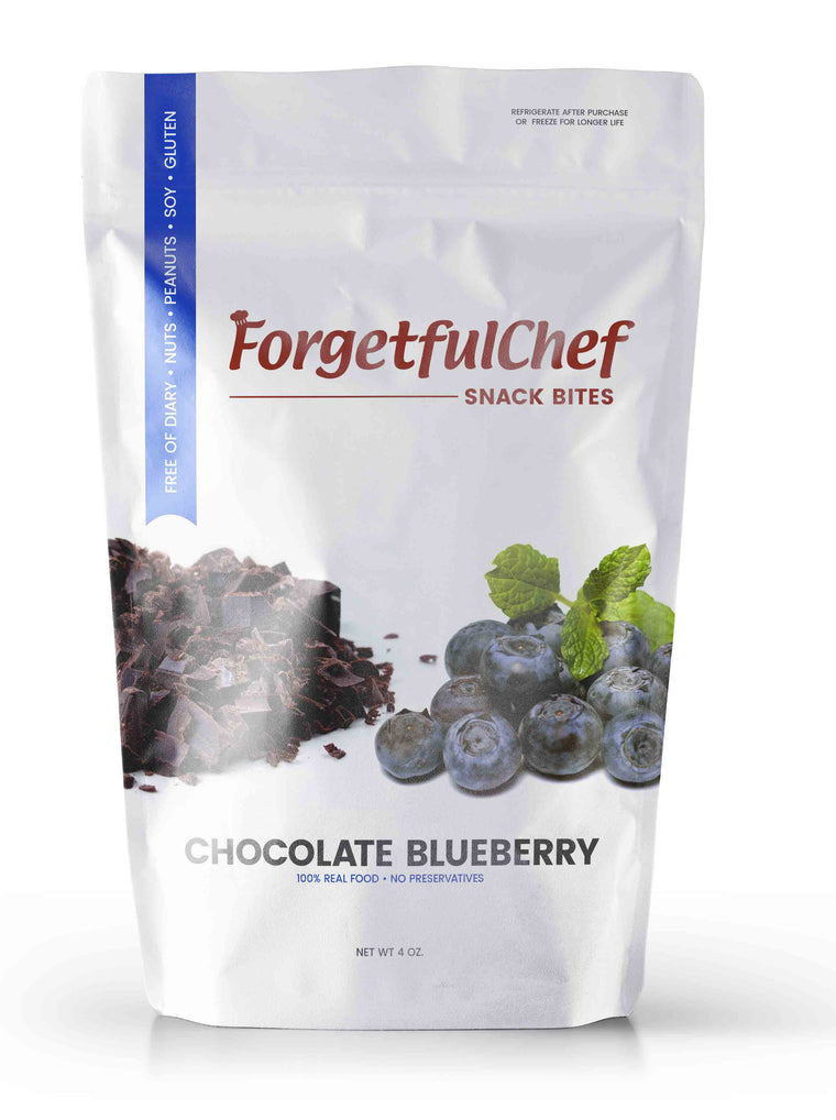 Chocolate Blueberry