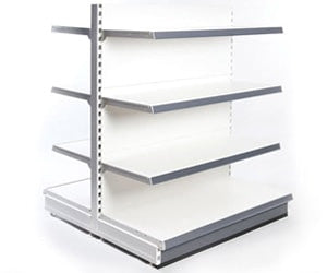 Shop Shelving Gondola