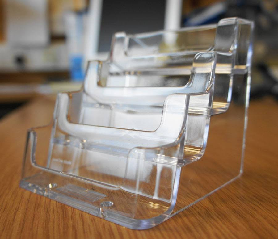 Business Card Holder - 4 Tier