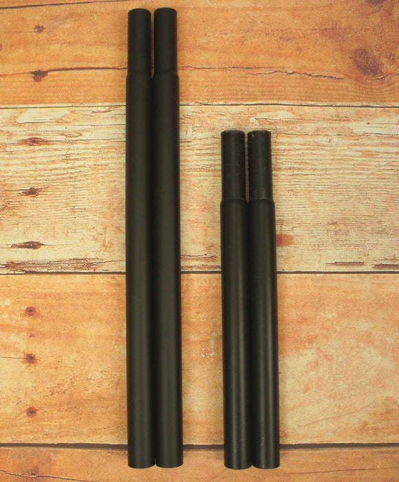 Height Extentions for Traditional Garment Rails - 45cm (18in) (Pair)