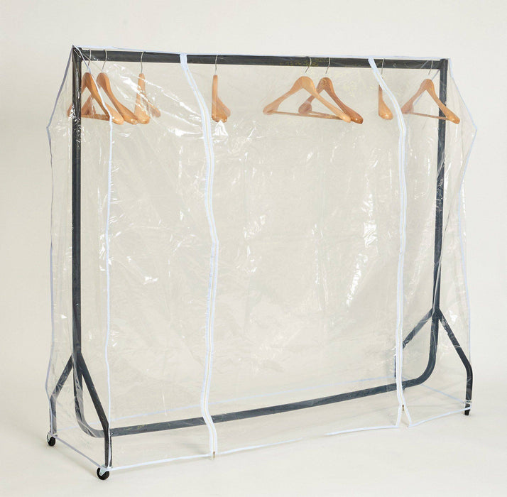 Garment Rail Cover - 4ft Long