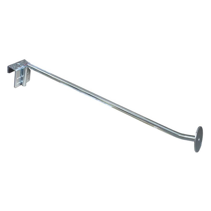 heavy duty arm for rectangular back bar