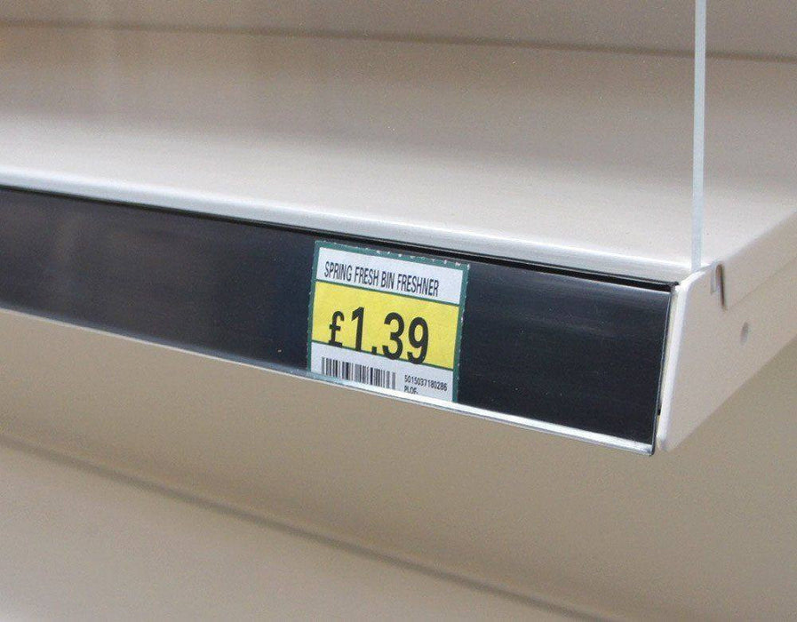 EPOS Shelf Edge Strips - Black