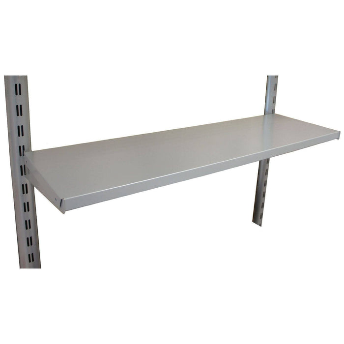 Steel shelf for concept system 100 x 30cm