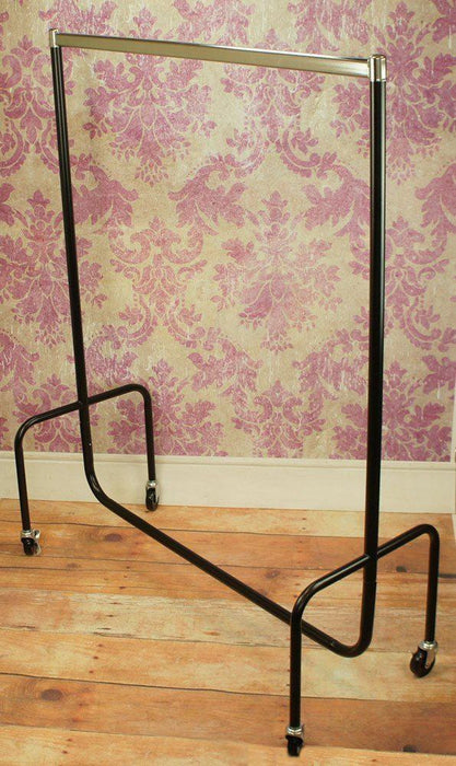 Traditional Garment Rails, Commercial Quality - 122cm (4ft) long