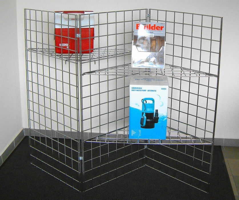 Triangle Mesh Shelf
