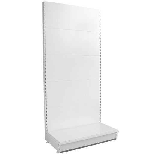 Starter Wall Bay - Plain Back Panels, 37cm deep base, Choice of height & width..