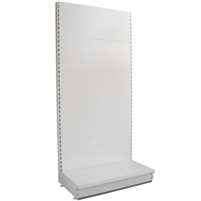 Starter Wall Bay - Plain Back Panels, 57cm deep base, Choice of height & width..