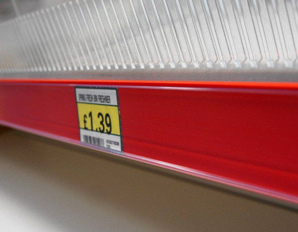 EPOS Shelf Edge Strip - Red