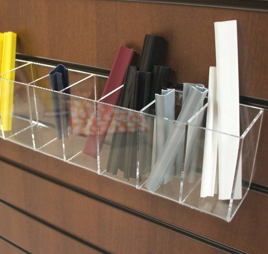 11 Compartment Rack - Pen / Pencil / Brushes / Fishing Float Holder