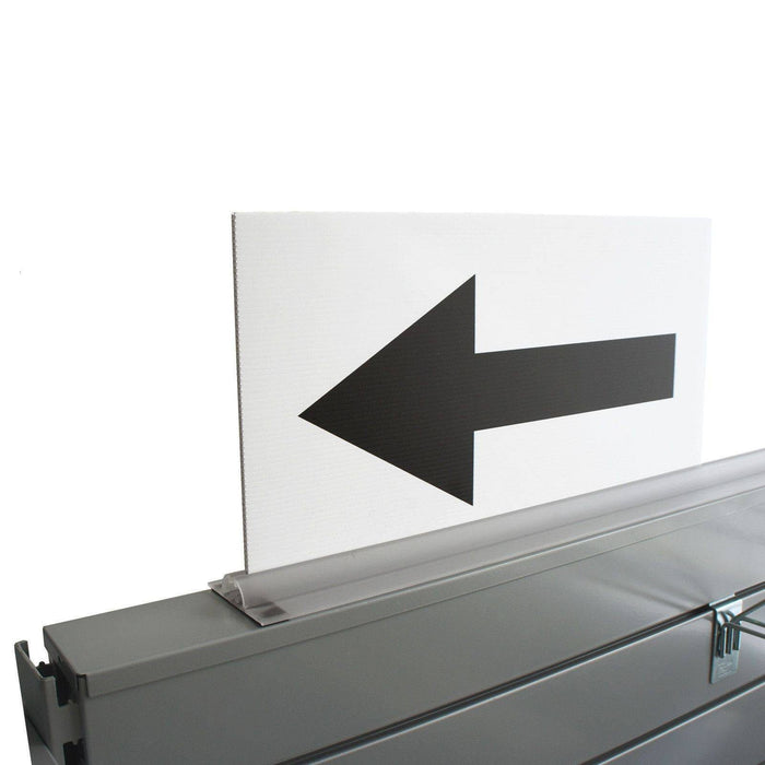 Magnetic Sign / Graphic Holder Base, 80cm