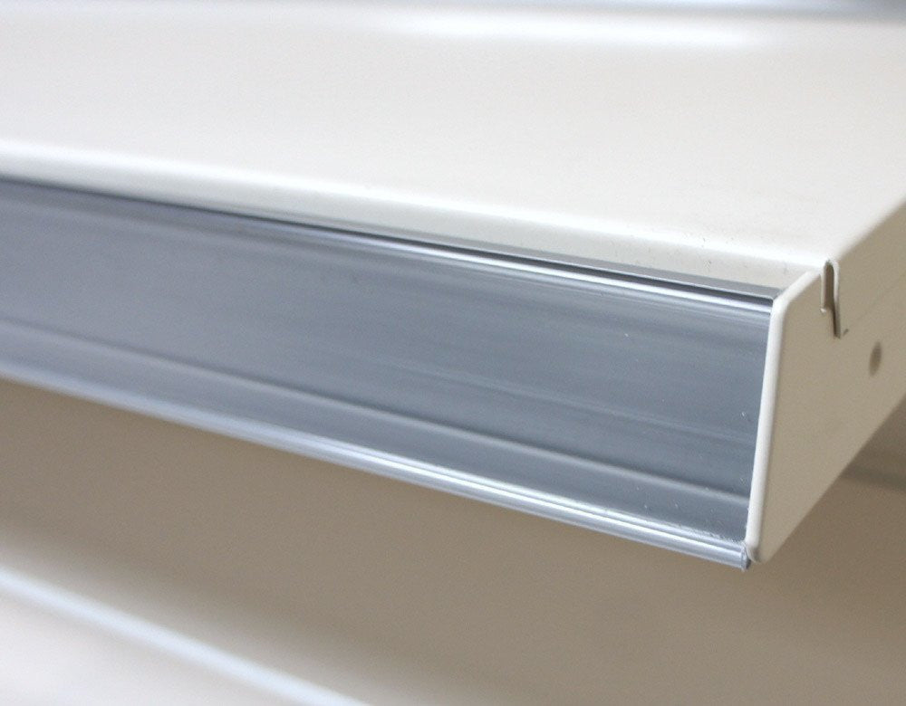 EPOS Shelf Edge Strip - Silver