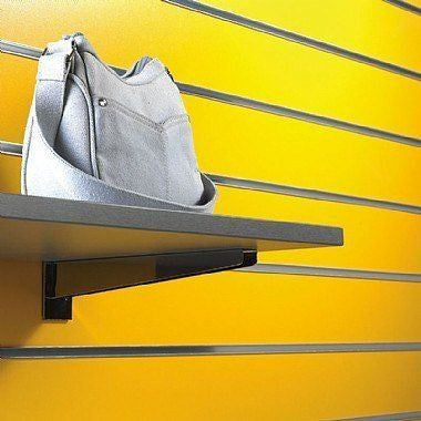 Slatwall Panels - Yellow (no inserts)