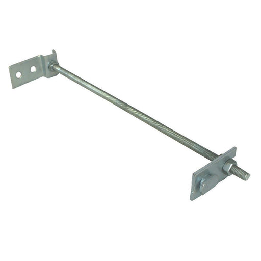 Adjustable length wall fixing bracket for Evolve columns