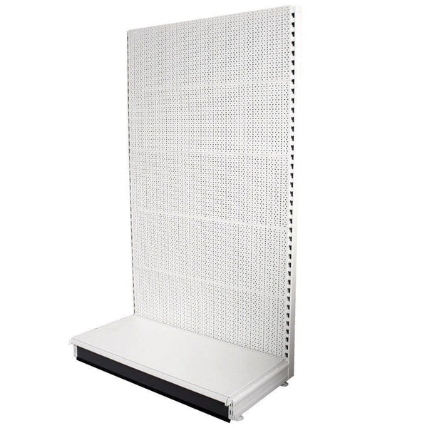 Starter Wall Bay - All Peg Panels, Choice of height & width..