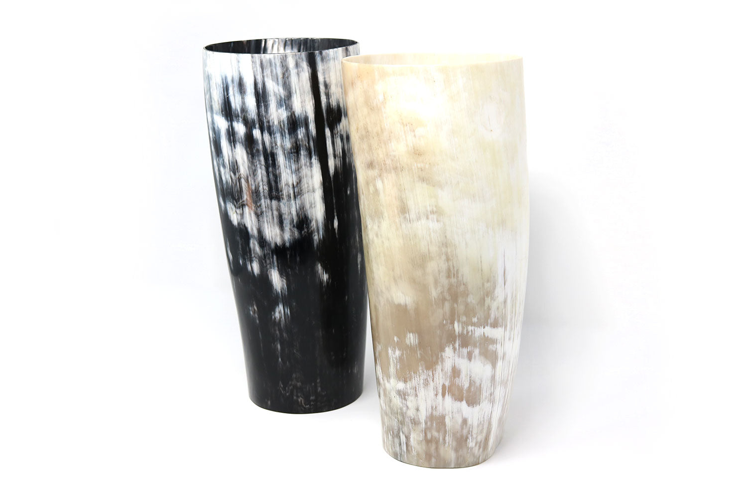 Ankole Cow Horn Vase, various sizes