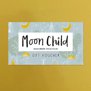 MOON CHILD GIFT CARD