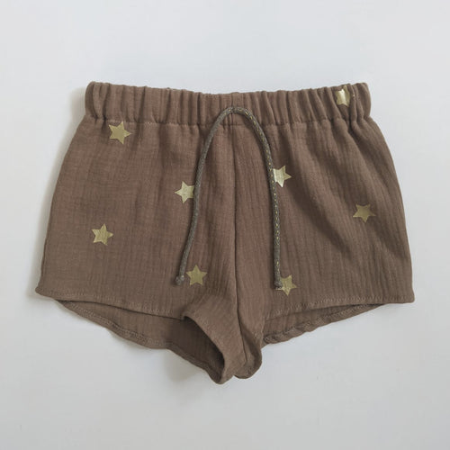 GOLD STAR KIDS SHORTS IN SAND