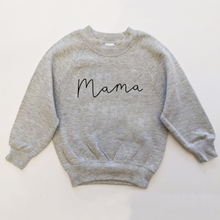 Load image into Gallery viewer, MAMA SWEATSHIRT WITH MULTIPLE COLOUR OPTIONS