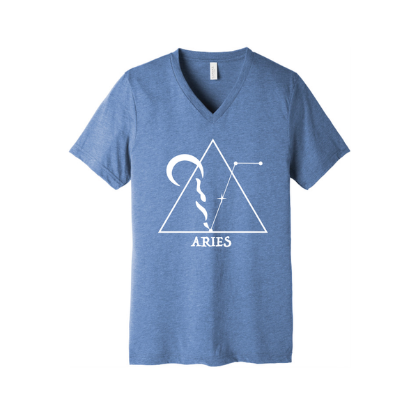 Aries V- Neck Shirt