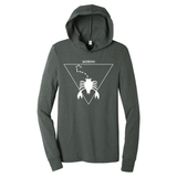 Scorpio Hooded Long Sleeve Shirt